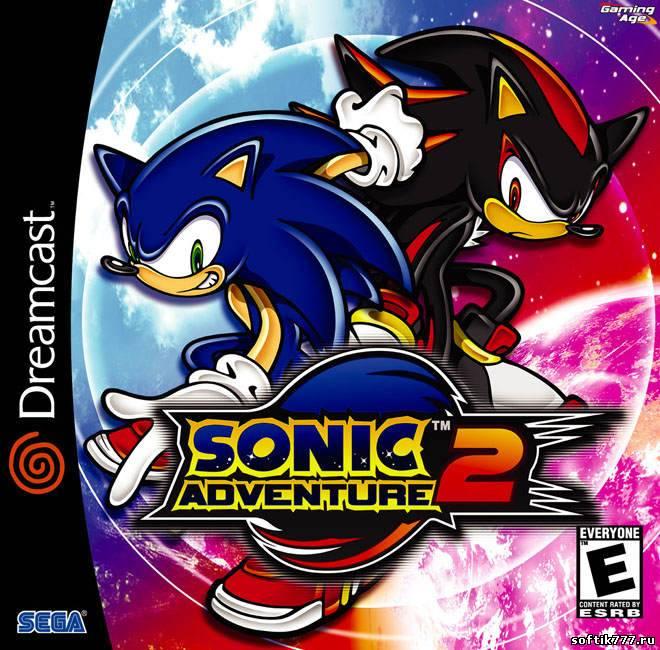Скачать Игру Соник Adventure Dx 2